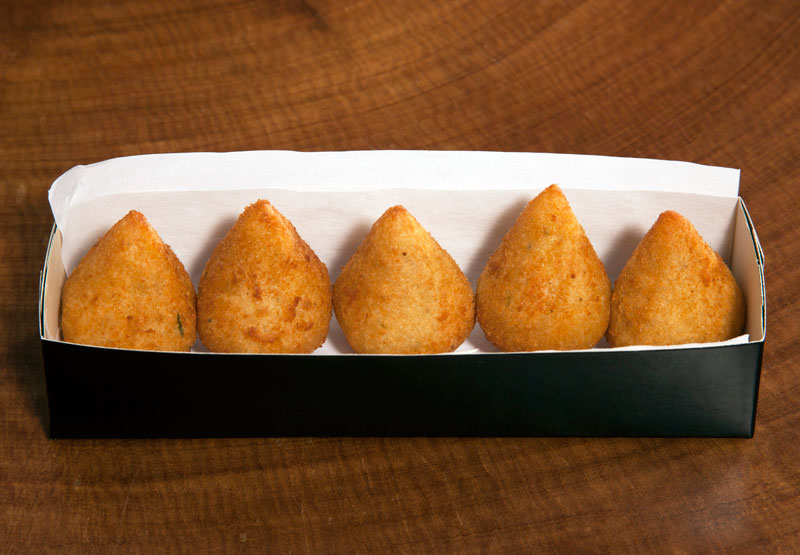 Coxinhas do Chef Junior Durski
